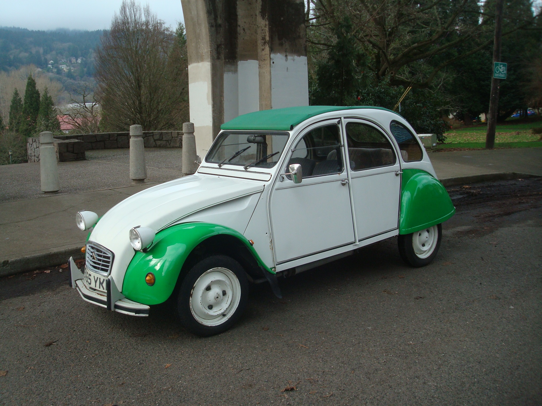 1989 Citroen 2cv 6 Special Dolly For Sale Zombie