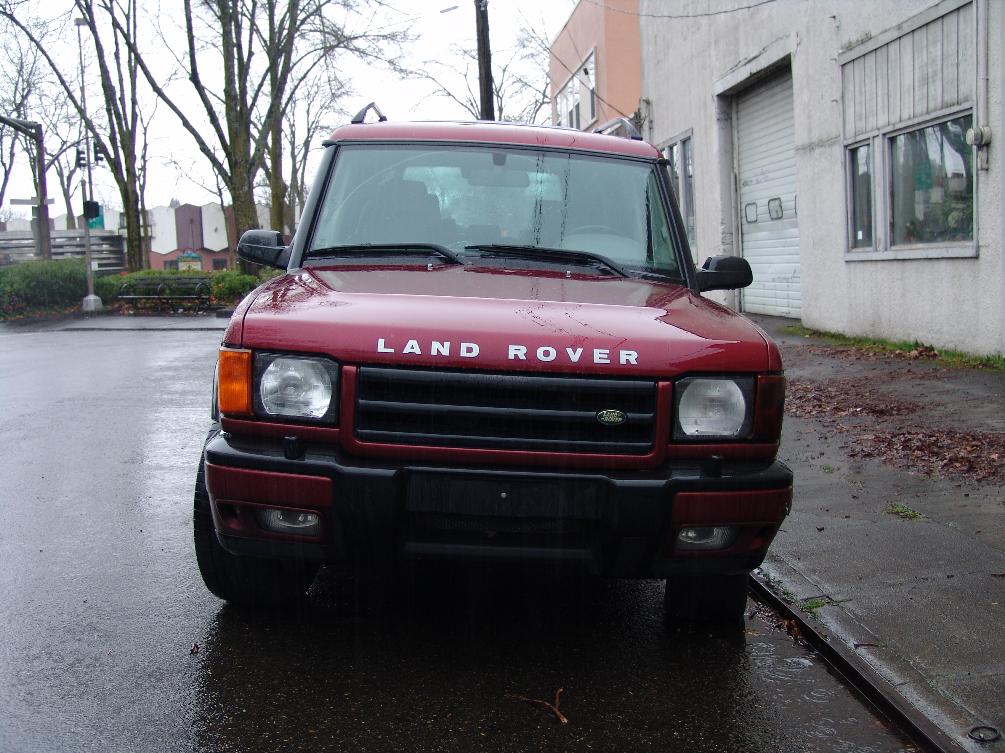 tough stefans loaded rover discovery land track landrover sale for stefan custom s