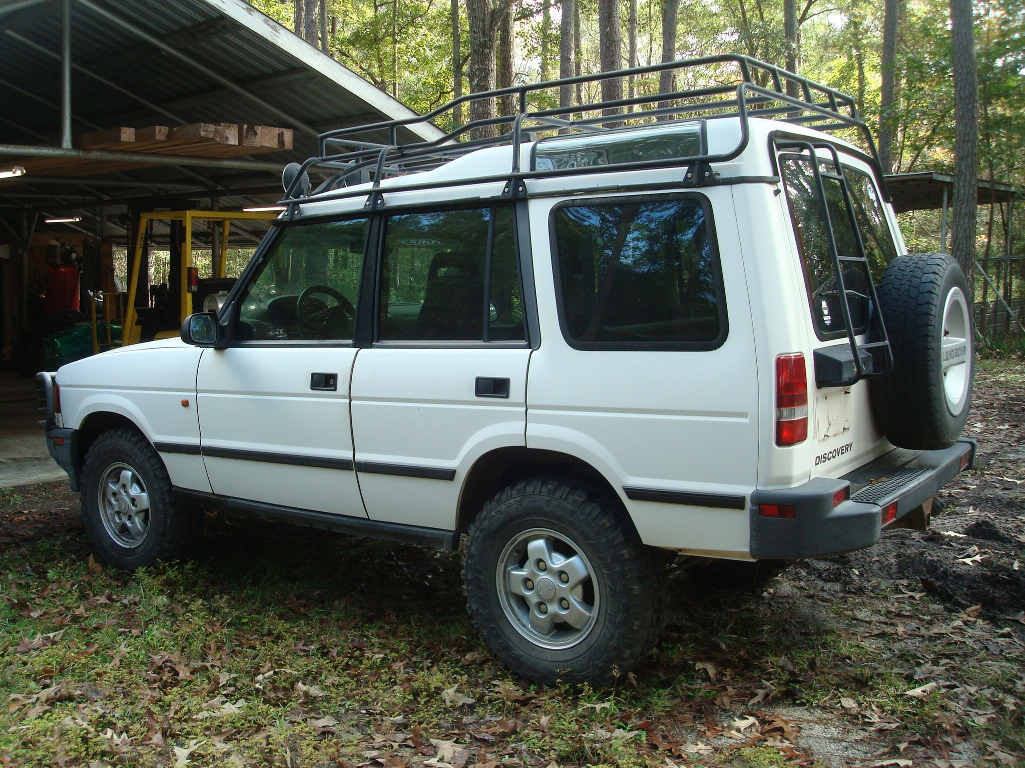 1995 land rover discovery 300tdi  r380 5 speed diy or we