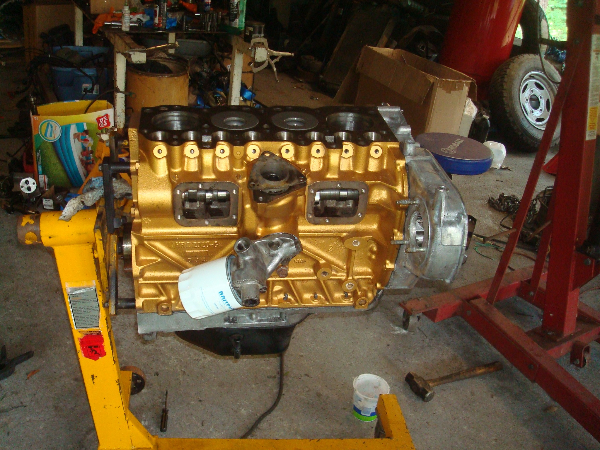 Tdi Turbo Diesel Land Rover engine conversion swap kits for