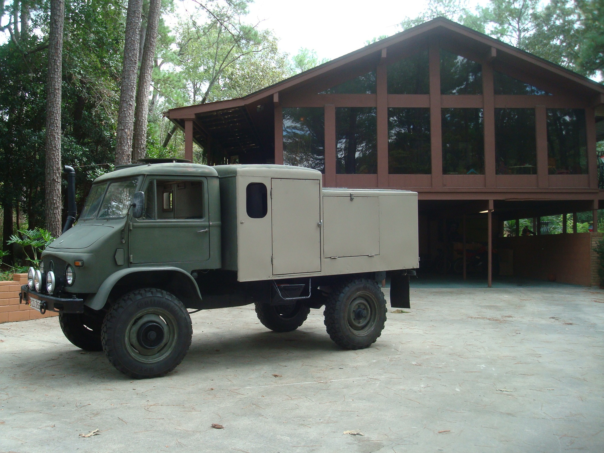 1964 Mercedes Benz UNIMOG -404S – Ultimate Overland ...