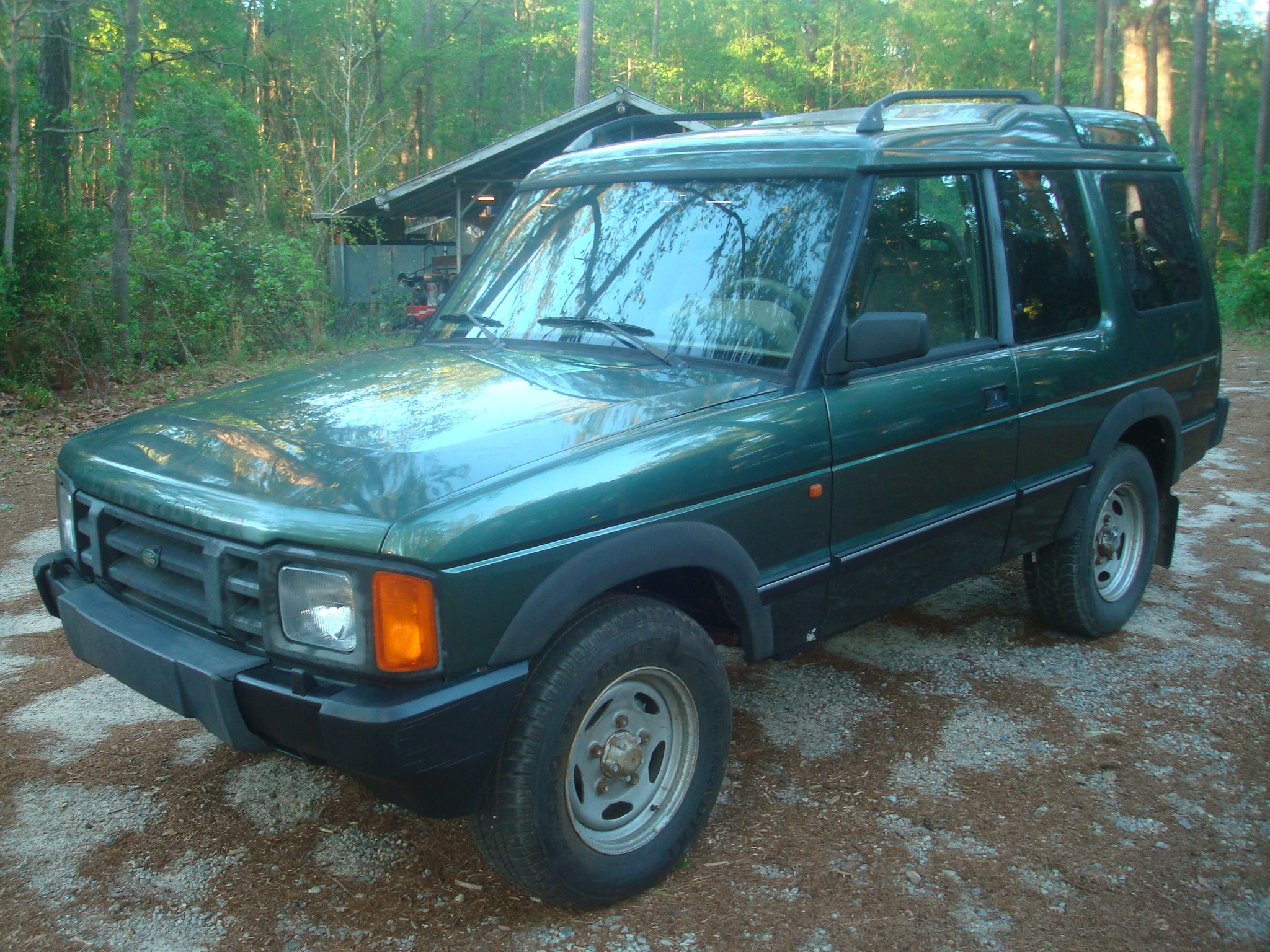 Land Rover Discovery 2 New Car Release Information