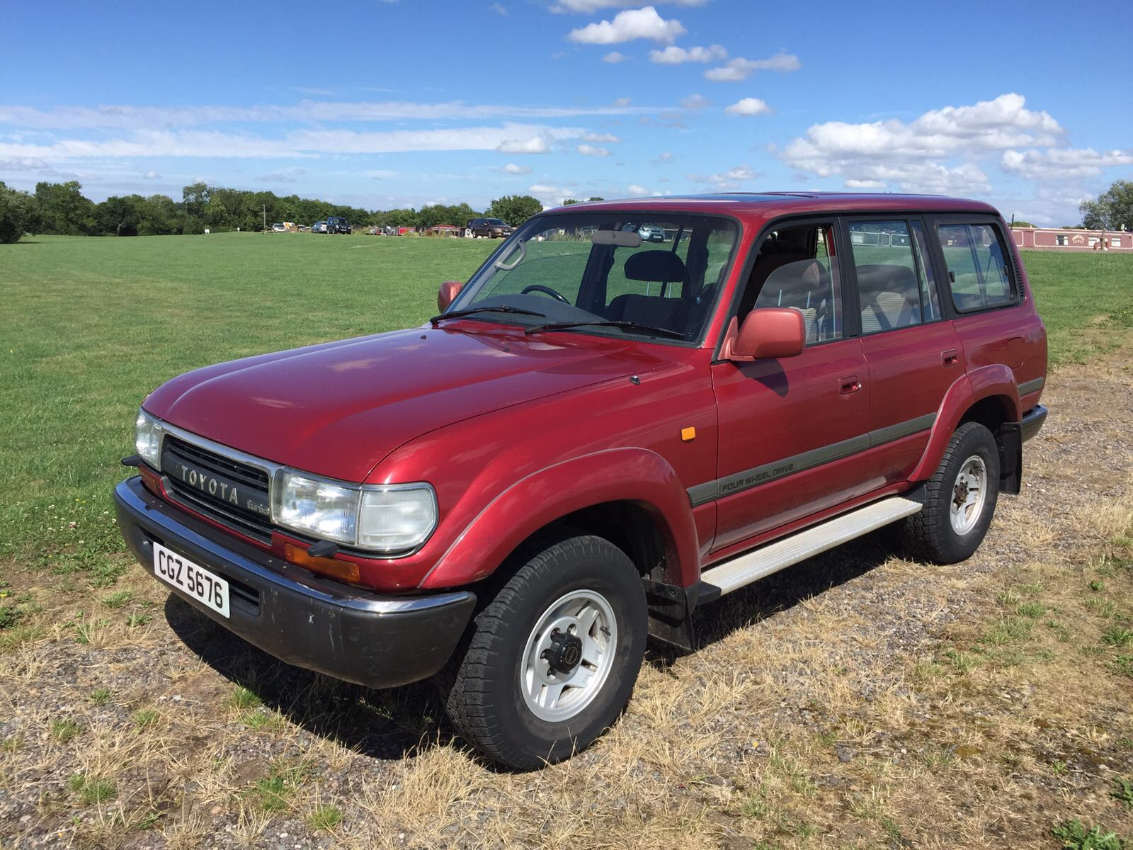 1992 Toyota Landcruiser HJ80- 80-series turbo diesel , ready